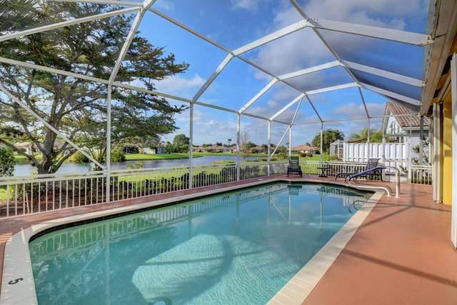 10861 Royal Caribbean Circle, Boynton Beach, FL 33437 (#RX-10598594) :: Ryan Jennings Group