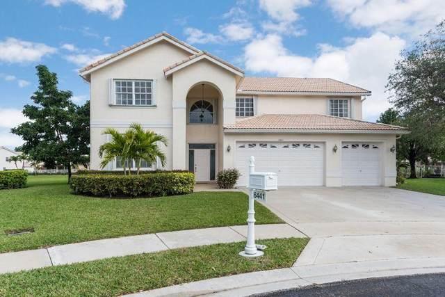 6441 Bridgeport Lane, Lake Worth, FL 33463 (#RX-10598609) :: Ryan Jennings Group
