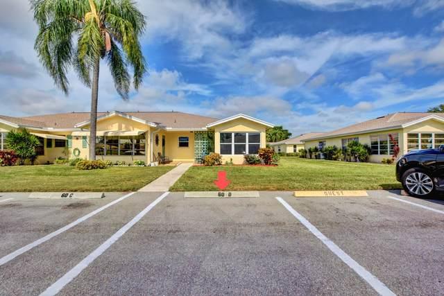 5277 Lakefront Boulevard D, Delray Beach, FL 33484 (#RX-10598630) :: Ryan Jennings Group