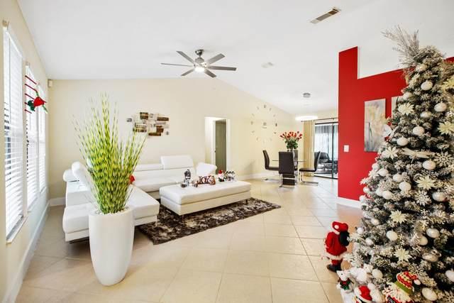 510 SW Ray Avenue, Port Saint Lucie, FL 34983 (MLS #RX-10598641) :: Berkshire Hathaway HomeServices EWM Realty