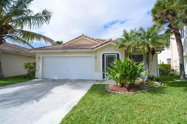 6225 Willoughby Circle, Lake Worth, FL 33463 (#RX-10598651) :: Ryan Jennings Group