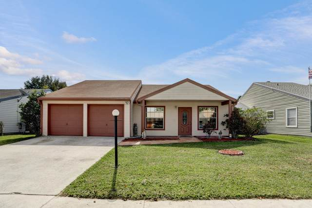 7874 Ridgewood Drive, Lake Worth, FL 33467 (#RX-10598664) :: Ryan Jennings Group