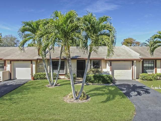 5452 Viburnum Circle, Delray Beach, FL 33484 (#RX-10598679) :: Ryan Jennings Group
