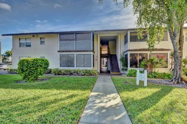 350 E Laurel Drive 2F, Margate, FL 33063 (#RX-10598709) :: Ryan Jennings Group
