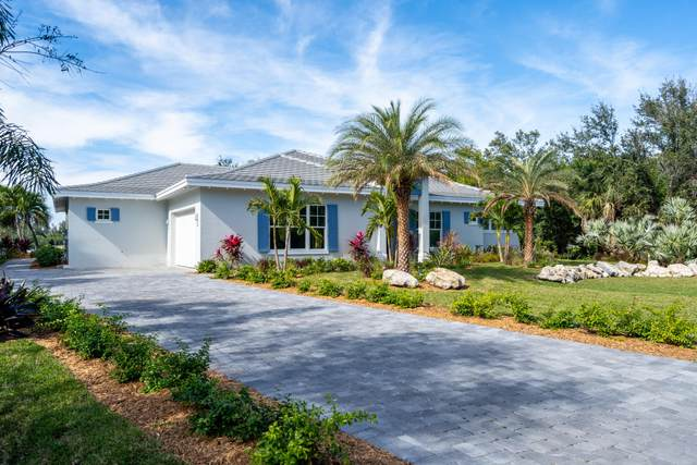 1409 Old Winter Beach Road, Indian River Shores, FL 32963 (#RX-10598727) :: Ryan Jennings Group