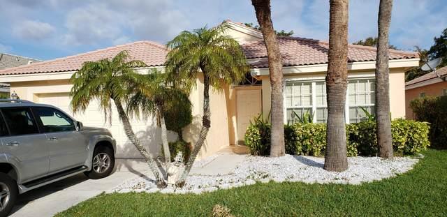 8229 White Rock Circle, Boynton Beach, FL 33436 (#RX-10598741) :: Ryan Jennings Group