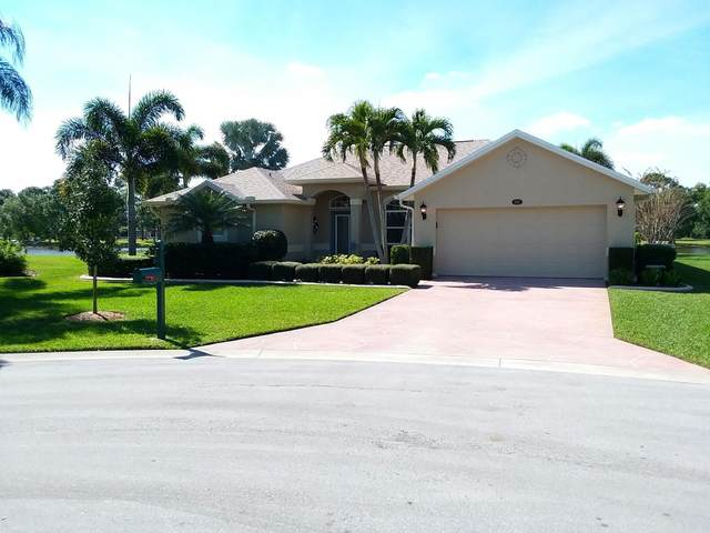 192 SW Snapdragon Circle, Port Saint Lucie, FL 34953 (#RX-10598761) :: Ryan Jennings Group
