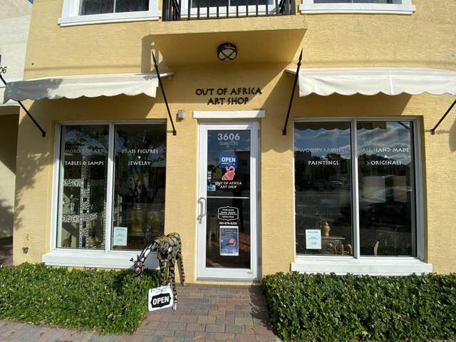 3606 S Dixie Highway S #130, West Palm Beach, FL 33405 (#RX-10598763) :: Ryan Jennings Group