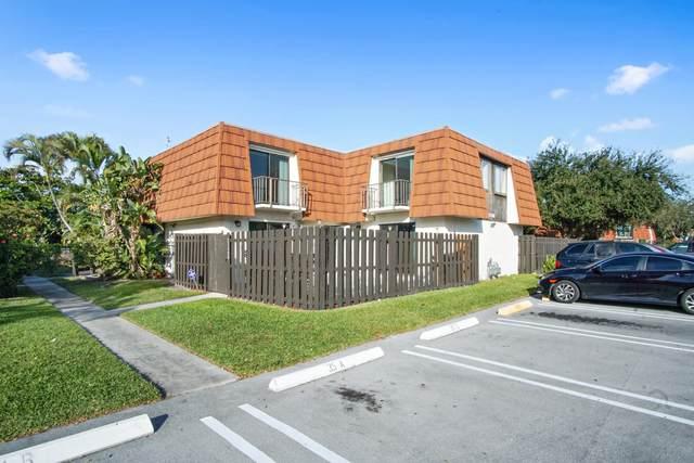 2148 White Pine Circle D, Greenacres, FL 33415 (#RX-10598764) :: Ryan Jennings Group