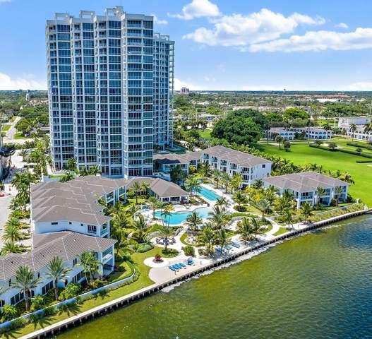 2 Water Club Way #403, North Palm Beach, FL 33408 (#RX-10598789) :: Ryan Jennings Group