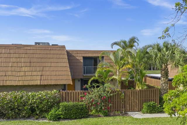 5917 SE Riverboat Drive #608, Stuart, FL 34997 (#RX-10598790) :: Ryan Jennings Group