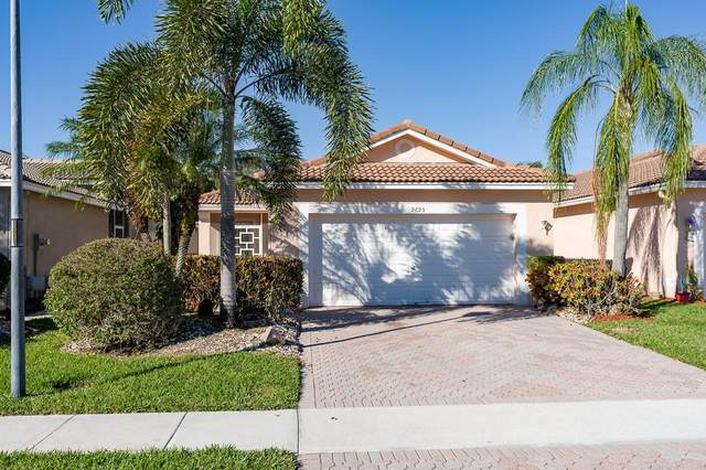9695 Cherry Blossom Court, Boynton Beach, FL 33437 (#RX-10598795) :: Ryan Jennings Group