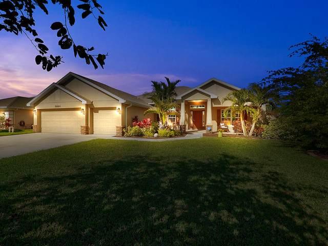 5884 NW Leah Drive, Port Saint Lucie, FL 34986 (MLS #RX-10598800) :: Berkshire Hathaway HomeServices EWM Realty