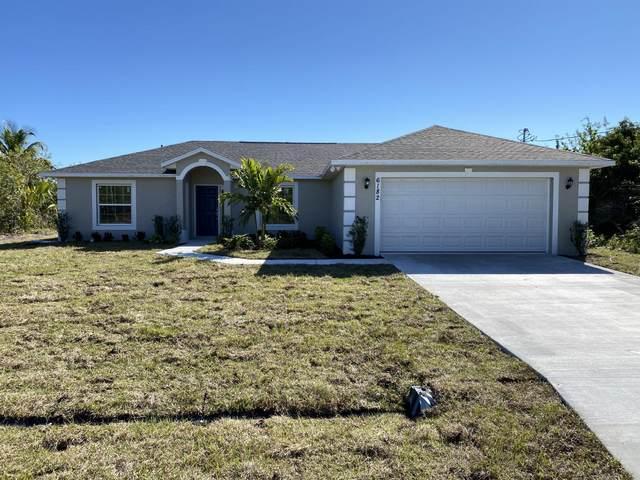 6182 NW Gatun Drive, Port Saint Lucie, FL 34986 (MLS #RX-10598804) :: Berkshire Hathaway HomeServices EWM Realty
