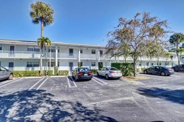 2620 SW 22nd Avenue #1008, Delray Beach, FL 33445 (#RX-10598805) :: Ryan Jennings Group