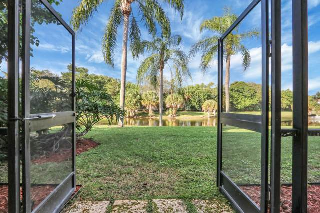 5550 Coach House Circle C, Boca Raton, FL 33486 (#RX-10598823) :: Ryan Jennings Group