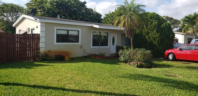2407 NE 4th Court, Boynton Beach, FL 33435 (#RX-10598878) :: Ryan Jennings Group