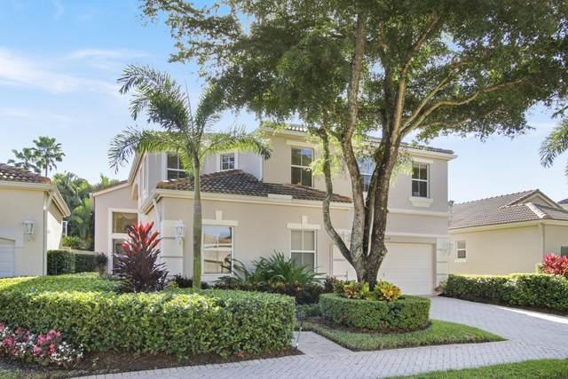123 Sunset Bay Drive, Palm Beach Gardens, FL 33418 (MLS #RX-10598879) :: Berkshire Hathaway HomeServices EWM Realty