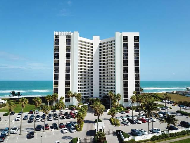 9650 S Ocean Drive #1402, Jensen Beach, FL 34957 (#RX-10598882) :: Ryan Jennings Group