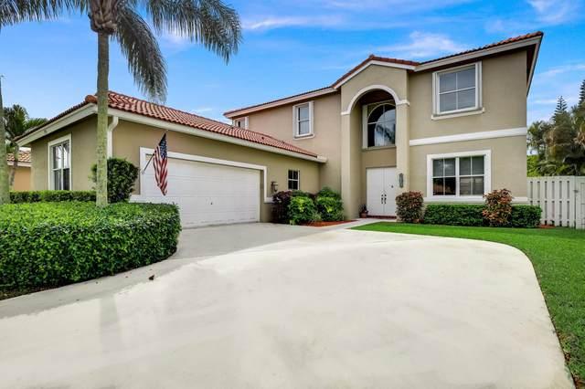 6791 Las Colinas Lane, Lake Worth, FL 33463 (#RX-10598900) :: Ryan Jennings Group