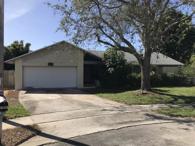1081 Hickory Trail, Wellington, FL 33414 (#RX-10598919) :: Ryan Jennings Group