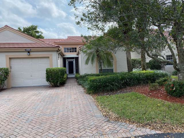 14504 Via Royale, Delray Beach, FL 33446 (#RX-10598943) :: Ryan Jennings Group