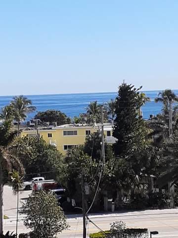 1391 S Ocean Boulevard #604, Pompano Beach, FL 33062 (#RX-10598945) :: Ryan Jennings Group