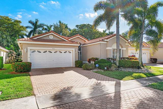 9790 Lemonwood Drive, Boynton Beach, FL 33437 (#RX-10598949) :: Ryan Jennings Group