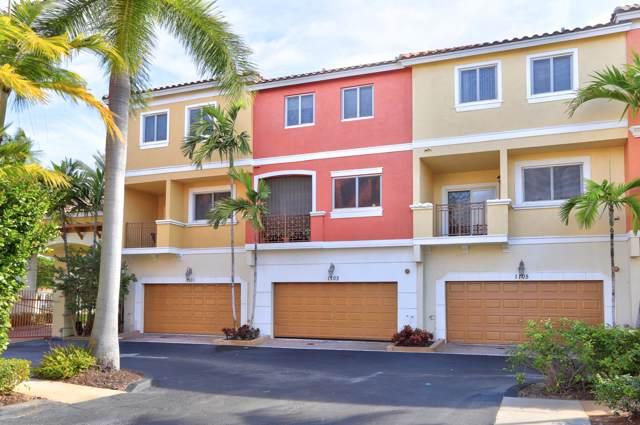 1103 Coastal Bay Boulevard, Boynton Beach, FL 33435 (#RX-10598966) :: Ryan Jennings Group