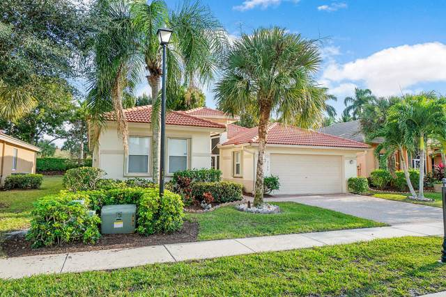 8788 Via Tuscany Drive, Boynton Beach, FL 33472 (#RX-10598967) :: Ryan Jennings Group