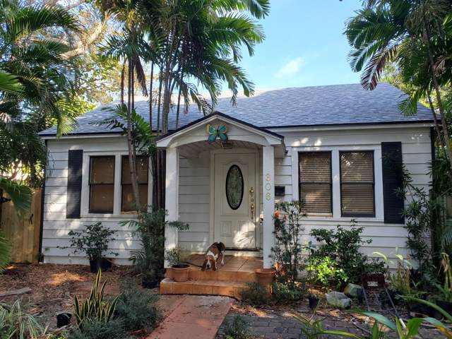 606 S L Street, Lake Worth Beach, FL 33460 (#RX-10598996) :: Ryan Jennings Group