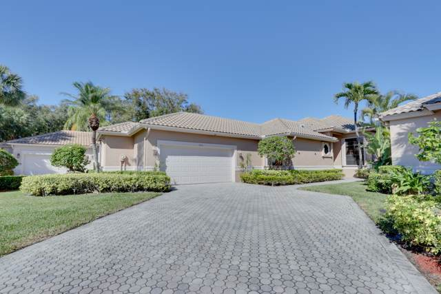 4460 Barclay Fair Way, Lake Worth, FL 33449 (#RX-10599000) :: Ryan Jennings Group