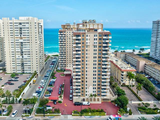 1920 S Ocean Drive 5A, Hallandale Beach, FL 33009 (#RX-10599002) :: Ryan Jennings Group
