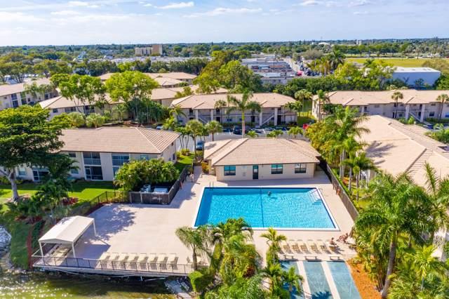 5570 Lakeside Drive #201, Margate, FL 33063 (#RX-10599008) :: Ryan Jennings Group