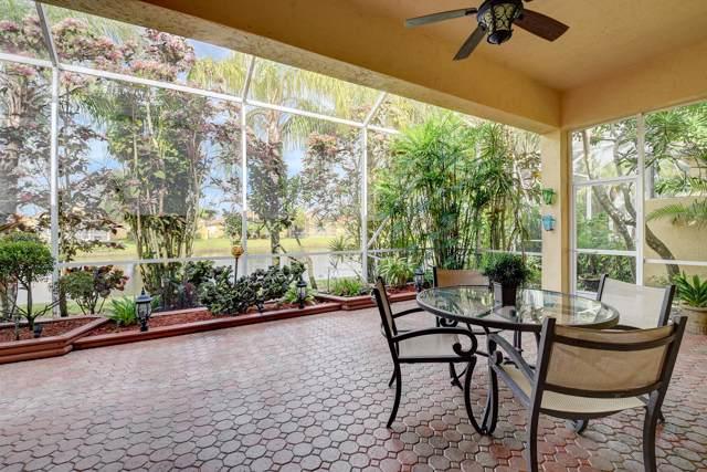 7039 Vivaldi Lane, Delray Beach, FL 33446 (#RX-10599016) :: Ryan Jennings Group
