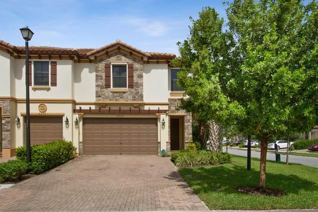 6979 Halton Park Lane, Coconut Creek, FL 33073 (#RX-10599037) :: Ryan Jennings Group