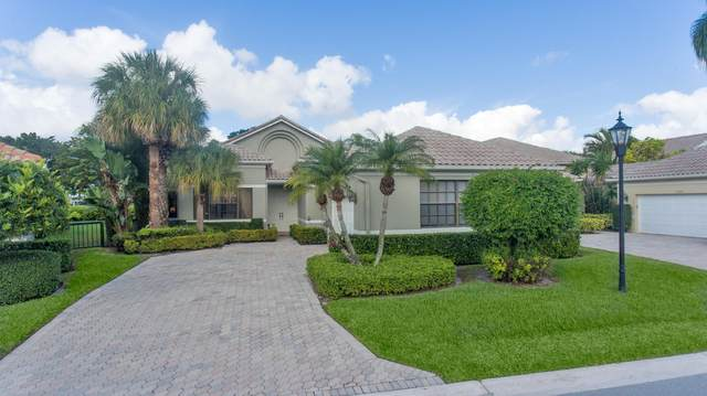 10076 Dover Carriage Lane, Lake Worth, FL 33449 (#RX-10599074) :: Ryan Jennings Group
