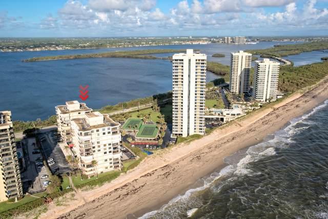 5480 N Ocean Drive B1b, Singer Island, FL 33404 (#RX-10599092) :: Ryan Jennings Group