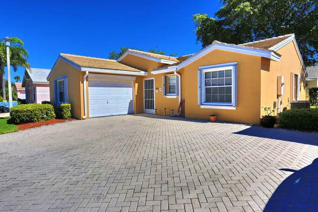 149 Caribe Court, Greenacres, FL 33413 (#RX-10599112) :: Ryan Jennings Group