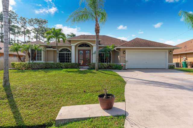 2174 SW Fears Avenue, Port Saint Lucie, FL 34953 (#RX-10599123) :: The Reynolds Team/ONE Sotheby's International Realty