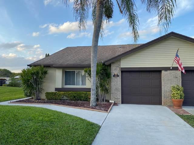 122 Village Walk Drive, Royal Palm Beach, FL 33411 (#RX-10599141) :: Ryan Jennings Group