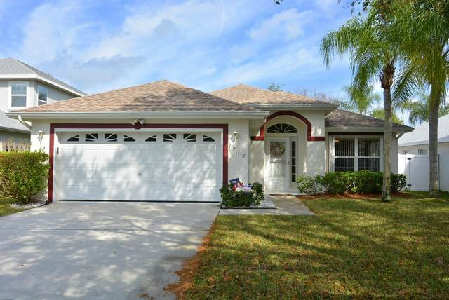 1712 Pondberry Lane, Port Saint Lucie, FL 34952 (#RX-10599160) :: Ryan Jennings Group