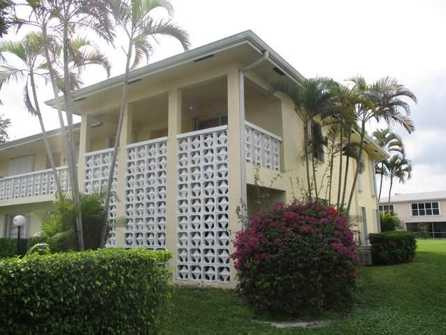 1340 NW 19th Terrace #204, Delray Beach, FL 33445 (#RX-10599228) :: Ryan Jennings Group