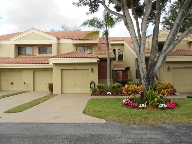 3206 Black Oak Court #3206, Boynton Beach, FL 33436 (#RX-10599232) :: Ryan Jennings Group