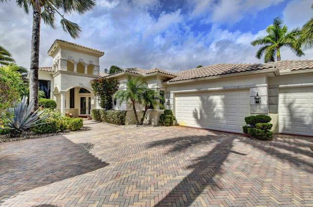 22 Island Drive, Boynton Beach, FL 33436 (#RX-10599269) :: Ryan Jennings Group