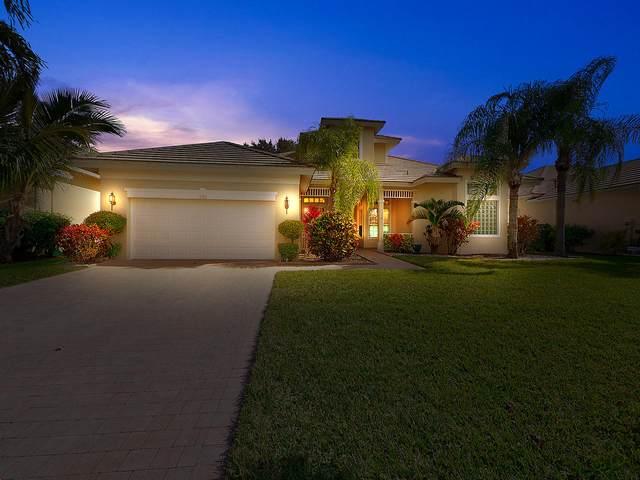 222 NW Pleasant Grove Way, Port Saint Lucie, FL 34986 (#RX-10599284) :: Ryan Jennings Group