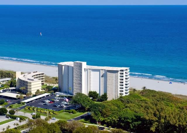 1225 S Ocean Boulevard #901, Delray Beach, FL 33483 (MLS #RX-10599293) :: Berkshire Hathaway HomeServices EWM Realty