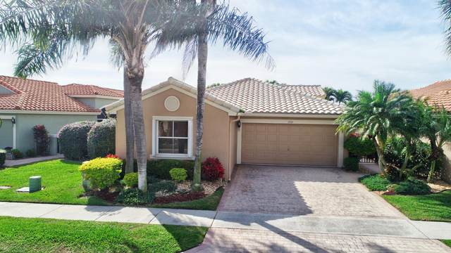 11589 Augustus Drive, Boynton Beach, FL 33437 (#RX-10599343) :: Ryan Jennings Group
