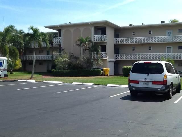 2812 Garden Drive S #206, Lake Worth, FL 33461 (#RX-10599363) :: Ryan Jennings Group