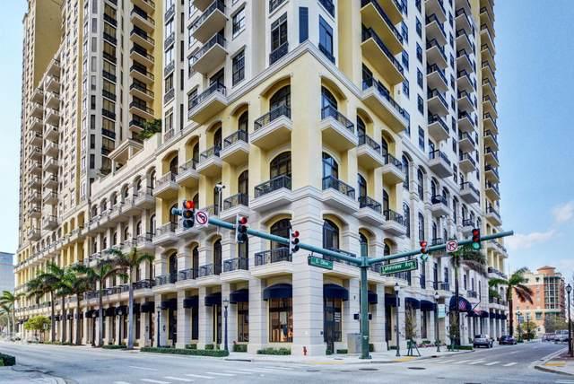 701 S Olive Avenue #723, West Palm Beach, FL 33401 (#RX-10599434) :: Ryan Jennings Group